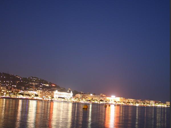 Langzeitbelichtung - Nacht Fotografie